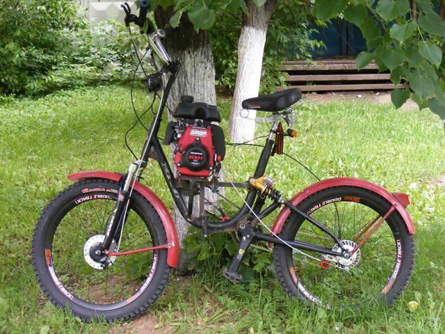 Самый хорошмй горный велосипед.